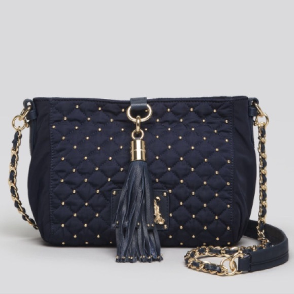 4515e06b61 Juicy Couture Handbags - HP🍾 Juicy Couture Quilted Studded Nylon Crossbody
